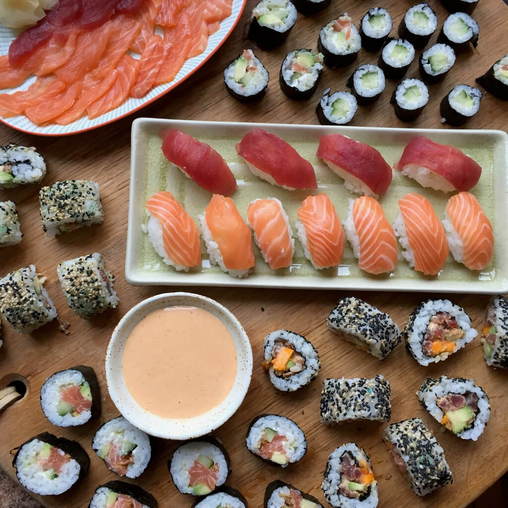 Perfect sushi, perfect customers - Murakami's guide to empathy and the perfect customer