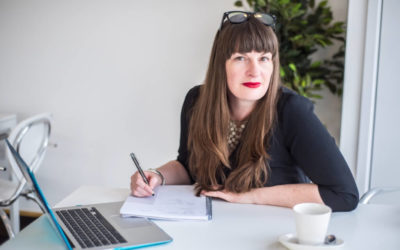 The Writing Desk | Katherine Wildman | Haydn Grey