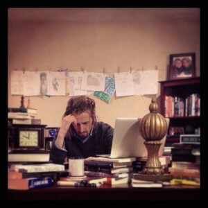 The Writing Desk | Demian Farnworth | Copyblogger