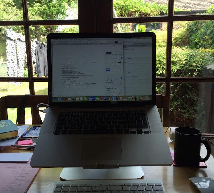 The Writing Desk | Vicky Fraser | Copywriter