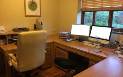 The Writing Desk | Sally Ormond | Briar Copywriting