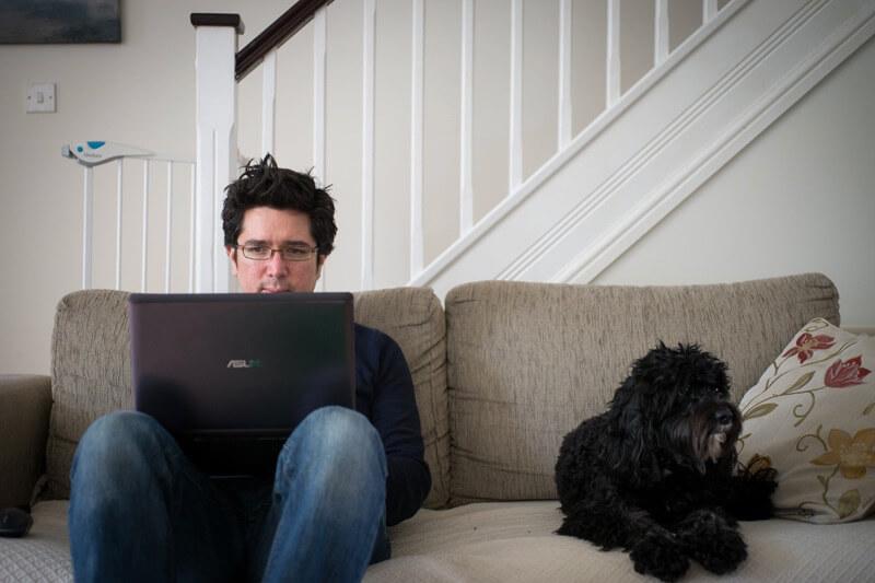 The Writing Desk | Dan Hanks | TenOhSeven