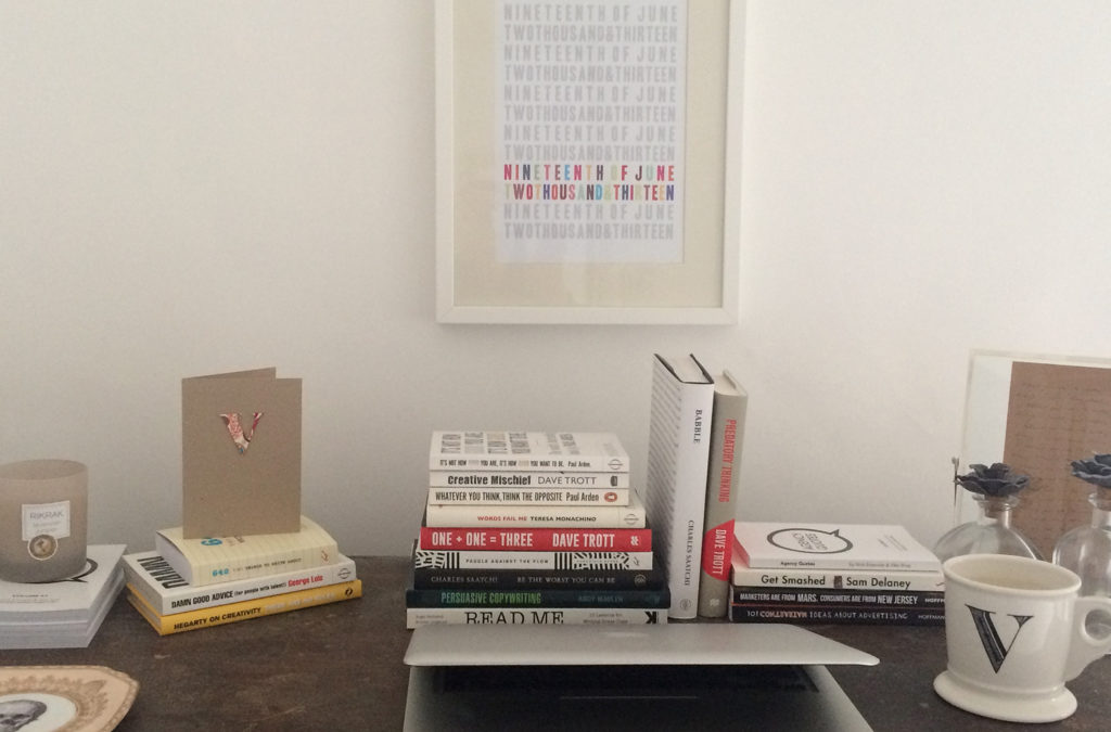 The Writing Desk | Bethan Townsend | Bee Copy