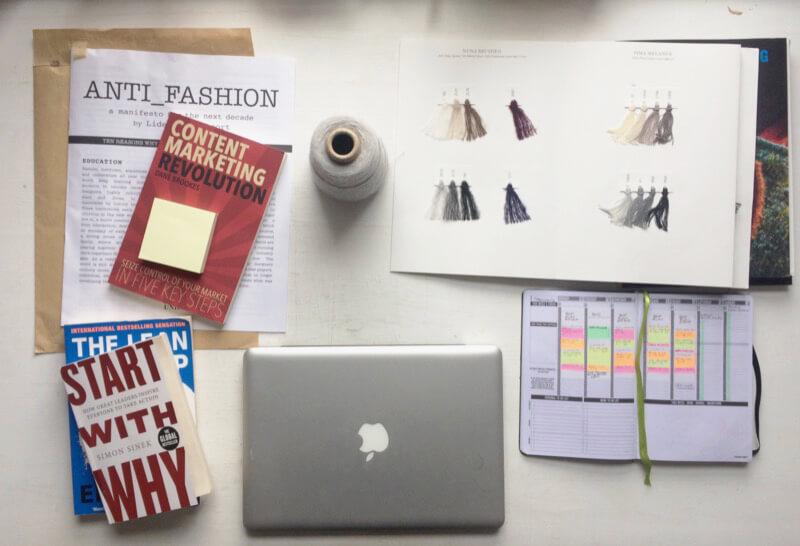 The Writing Desk | Eleanor O'Neill | Founder of STUDY 34