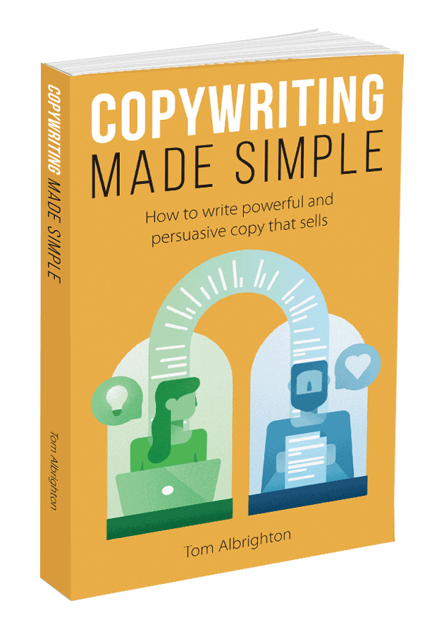 Tom Albrighton Copywriting Book
