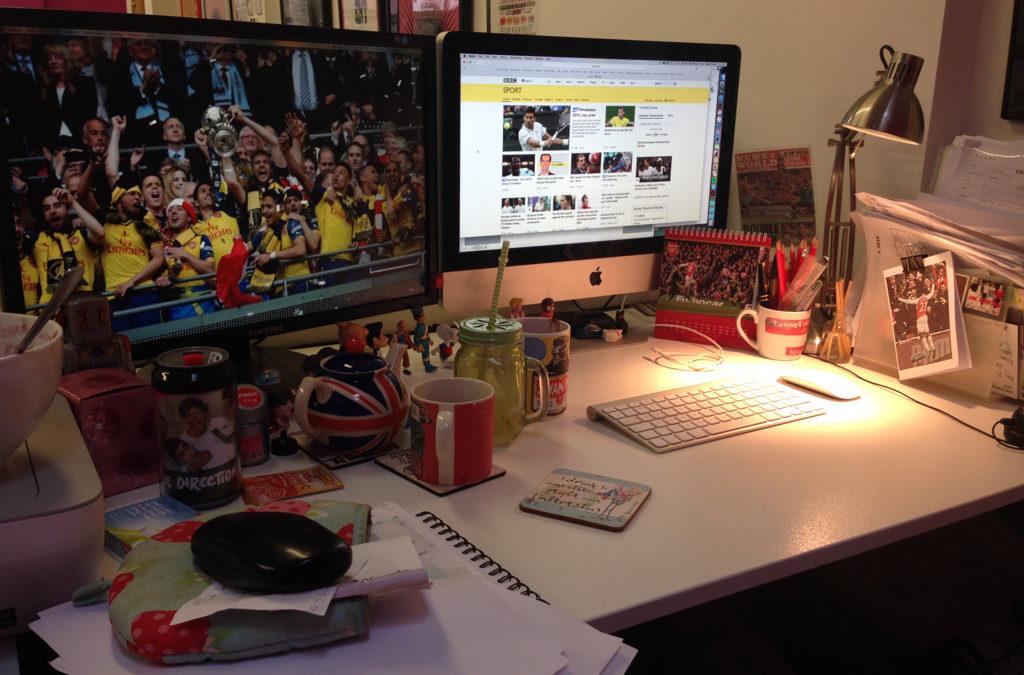 The Writing Desk | Sarah Turner | Turner Ink