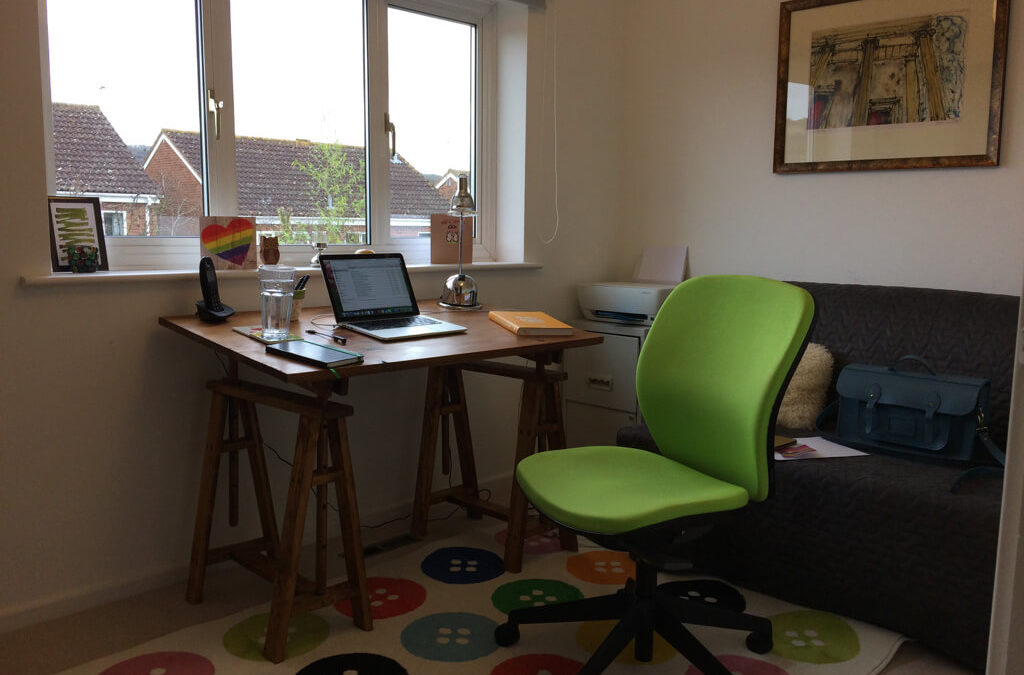 The Writing Desk | Catherine Every | Pippin Consultancy