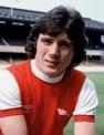 Sarah Turner's crush, Arsenal Striker Frank Stapleton