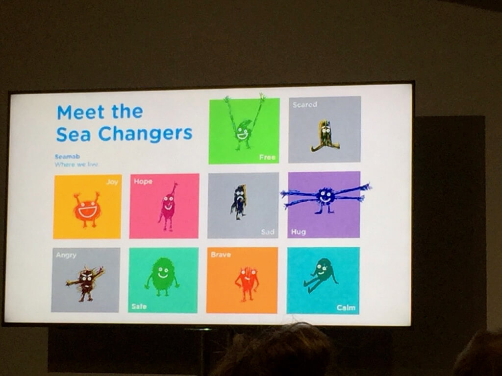 Seachangers from D&AD Festival 2017