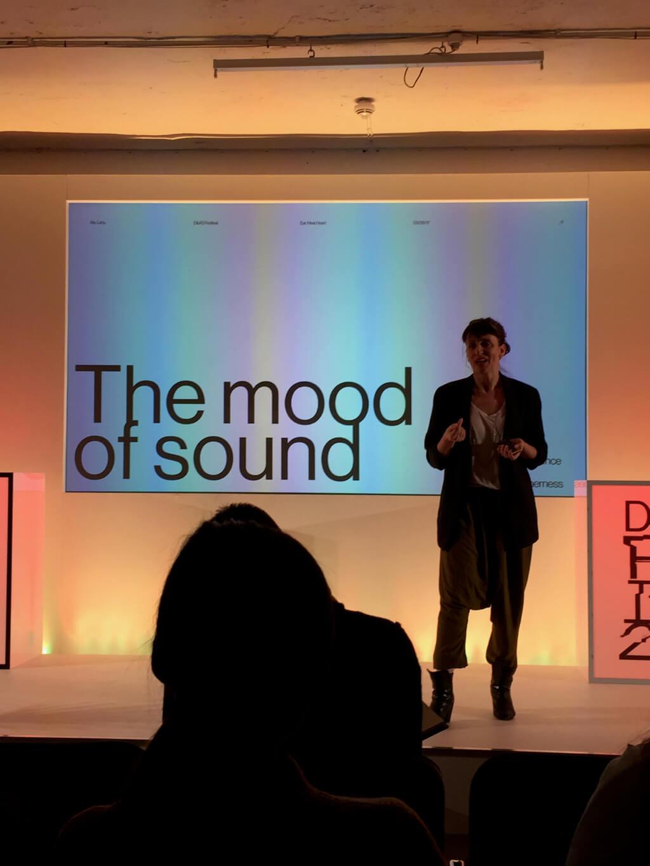 The power of sound by Alessandra Lariu