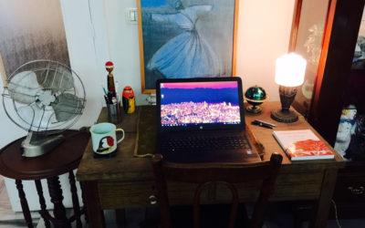 The Writing Desk | Derek Issacs | wordclinic – Beirut