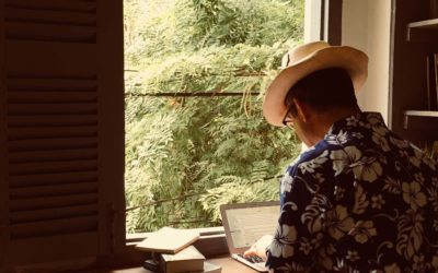 The Writing Desk | Author Andy Maslen