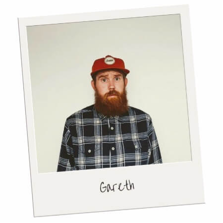 Gareth Hancock, copywriter at That Content Shed