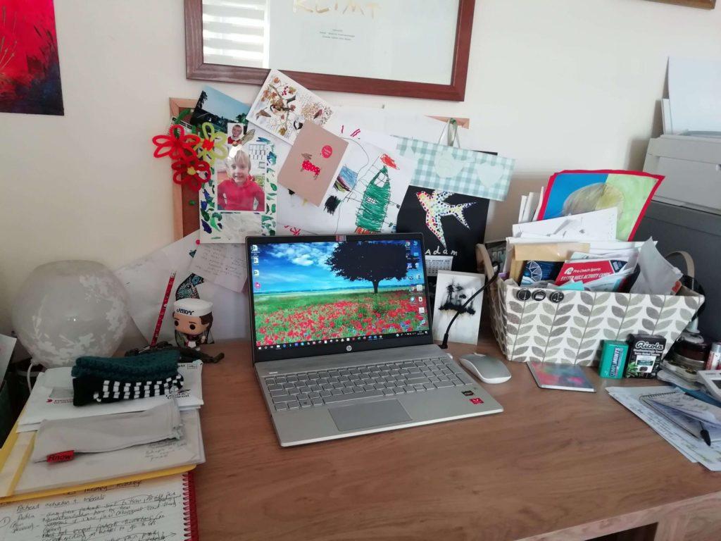 Deborah Nook desk