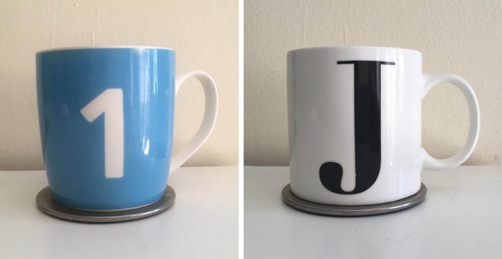 Jonathan Wilcox favourite mug