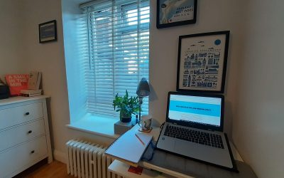 THE WRITING DESK | JOE JEFFRIES | FREELANCE COPYWRITER