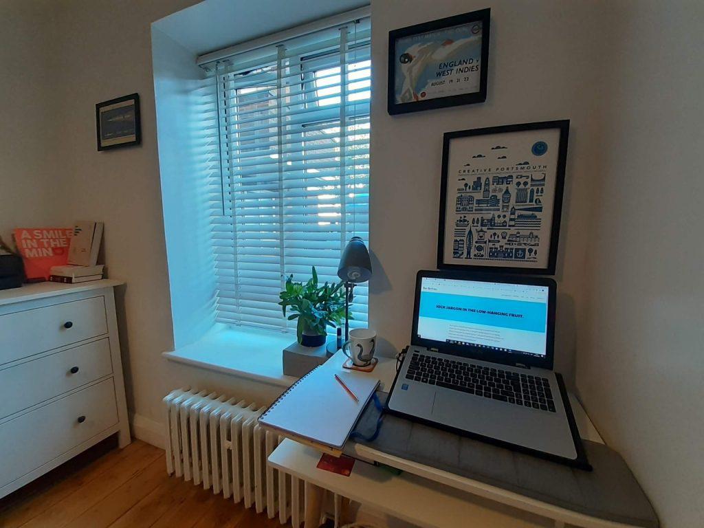 The Writing desk Joe Jeffries Desk