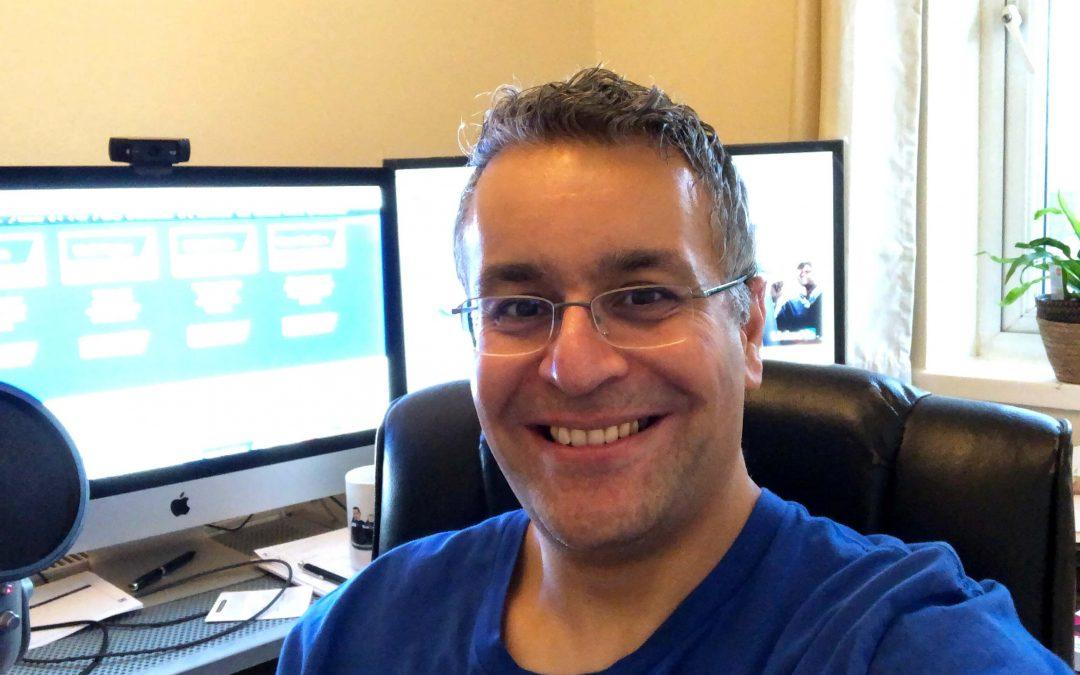 THE WRITING DESK | JOHN ESPIRIAN | TECHNICAL COPYWRITER & LINKEDIN NERD