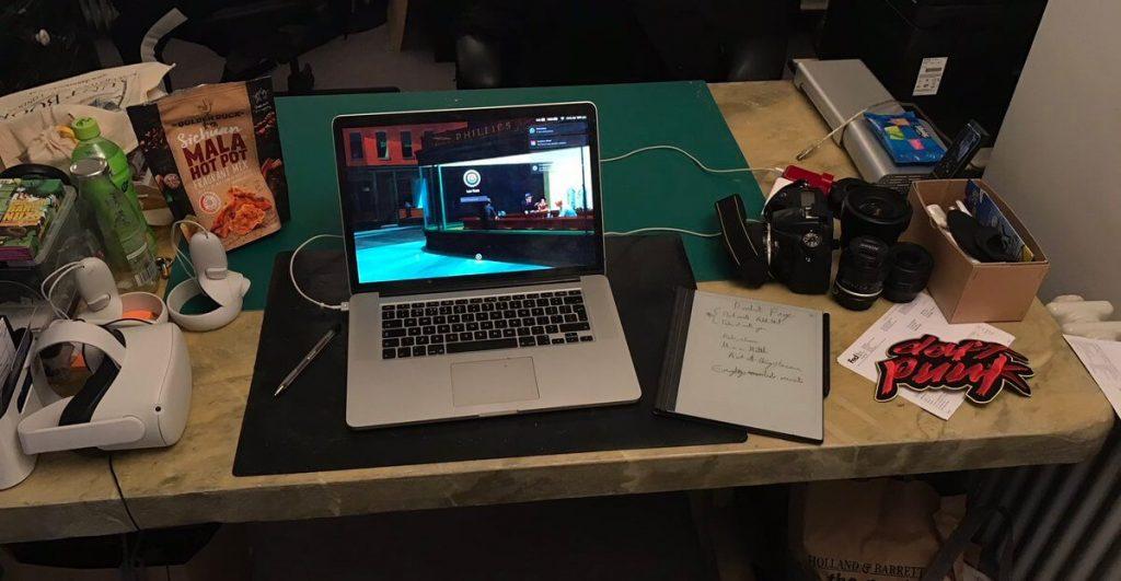 Lee Trott Desk