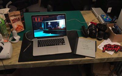 the writing desk | Lee trott | copywriter