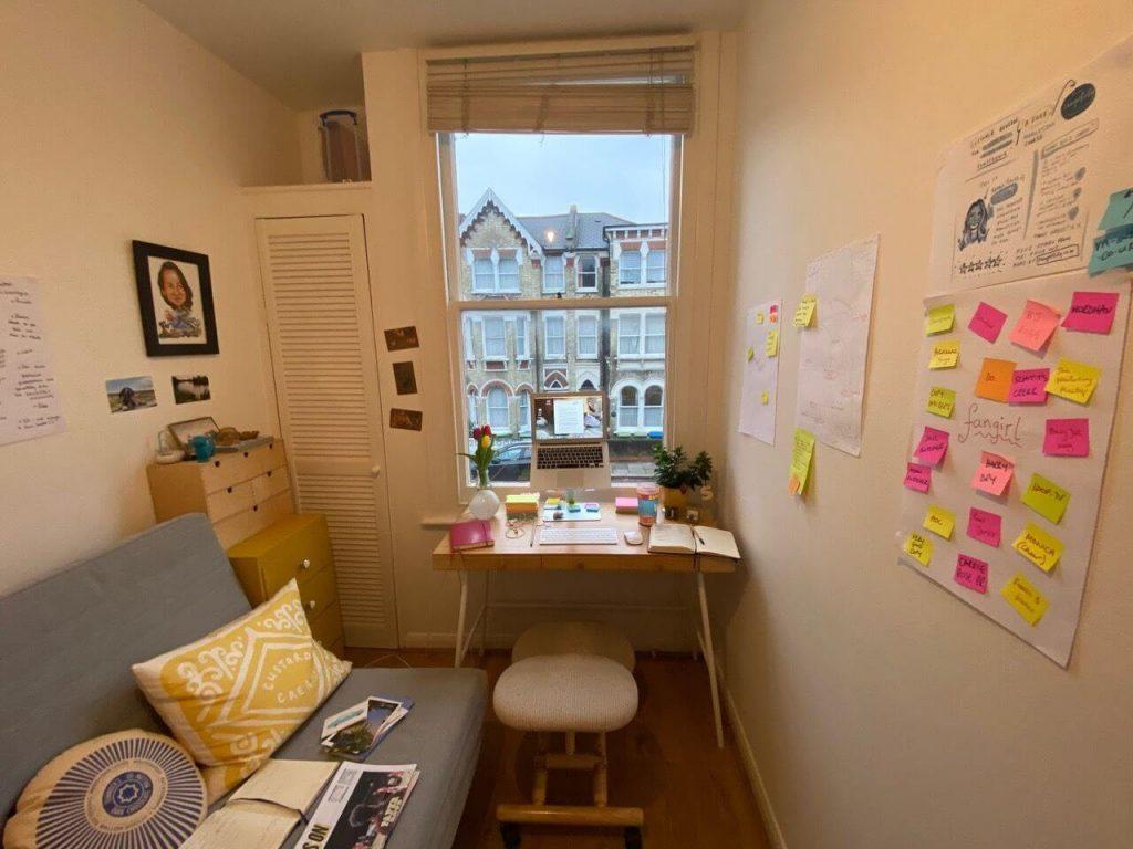 Sophie Cross Desk