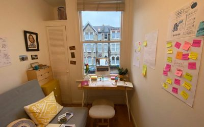 THE WRITING DESK | SOPHIE CROSS | Editor of freelancer magazine
