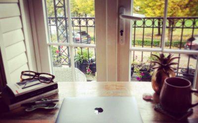 the writing desk | Gem Higgins | Writer of STUFF