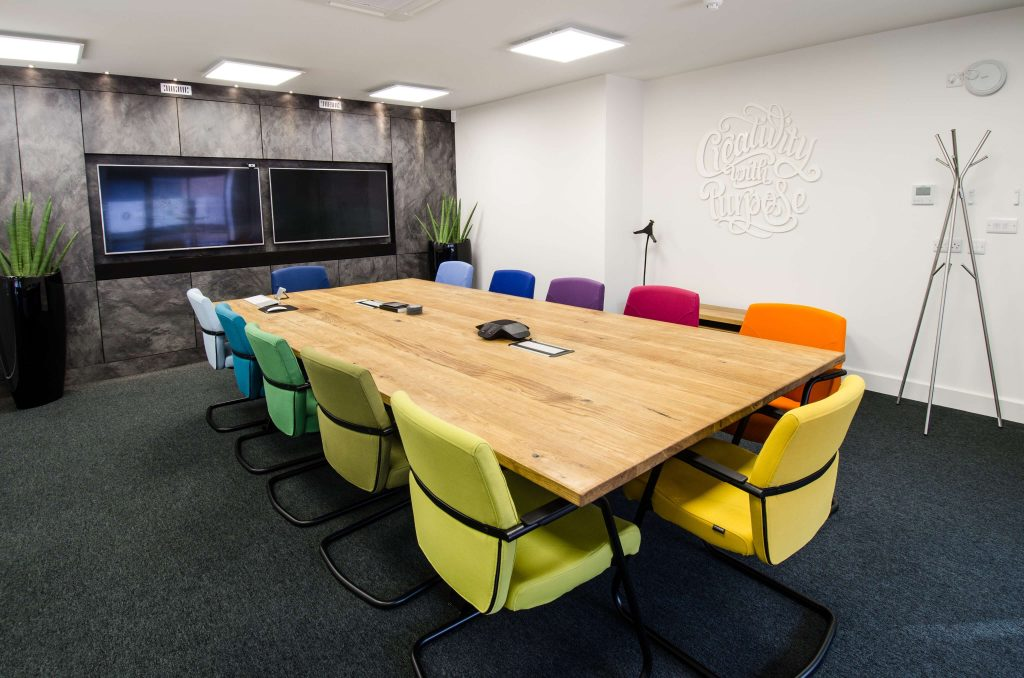 The Forepoint Meeting Room