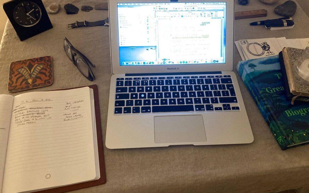 THE WRITING DESK | MARK HOOPER | Freelance Writer/editor/journalist